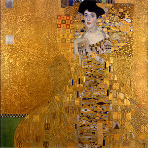 "'Woman in Gold,' a painting by Gustav Klimt, that was the ""star"" of a recent Helen Mirren movie, was stolen from a Jewish family in the years of the Nazi-driven Holocaust. It is the best known of the scores of such paintings around the world."